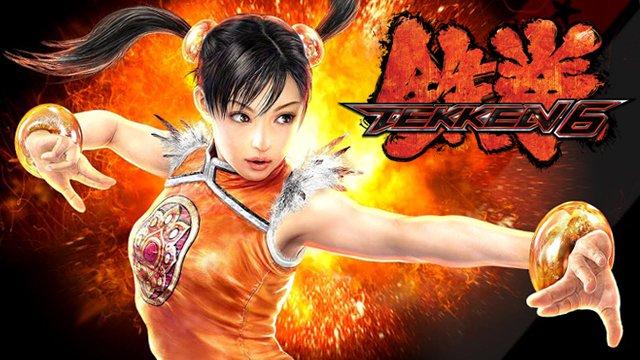 Gramy w Tekken 6 - tryb arcade