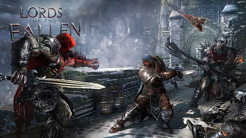 Sekrety Lords of the Fallen � ostatni test przed premier�
