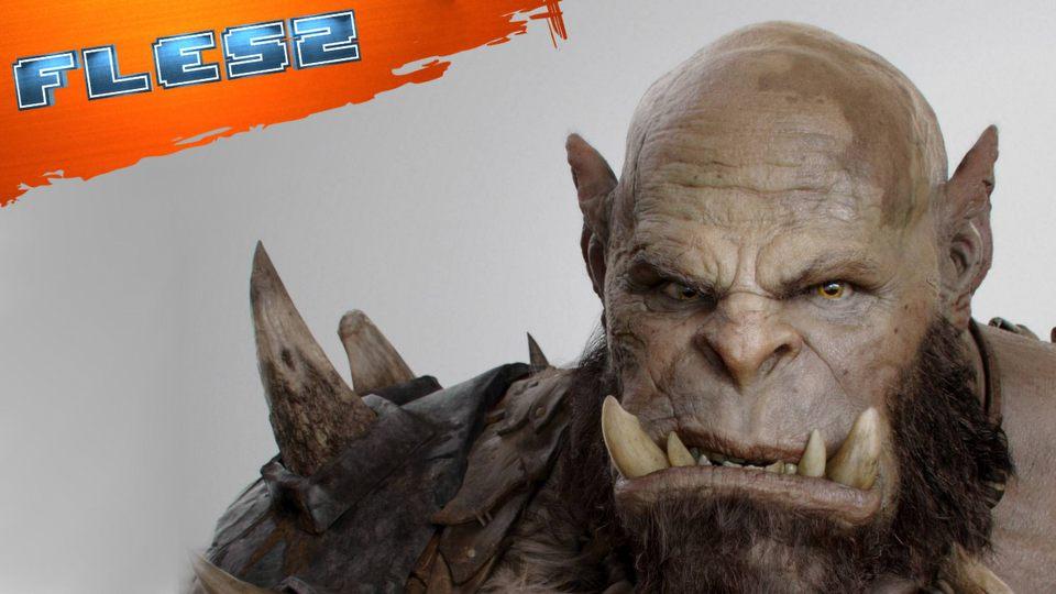 Orgrim Doomhammer jak �ywy � wie�ci o filmie Warcraft. FLESZ � 20 maja 2015