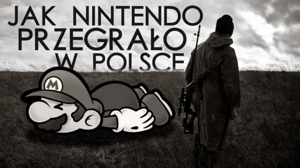 Jak Nintendo przegra�o w Polsce