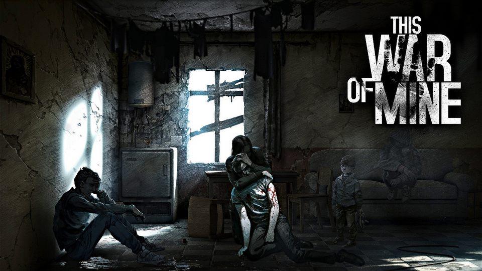 Gramy w testow� wersj� This War of Mine � nowe spojrzenie na wojn� i gry survivalowe