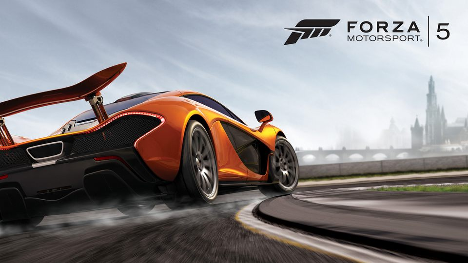 Gramy w Forza Motorsport 5 - wy�cigi idealne?