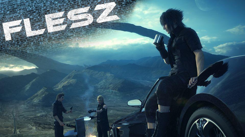 FLESZ � 18 wrze�nia 2014 � Final Fantasy XV, Bloodborne i inne japo�skie cuda