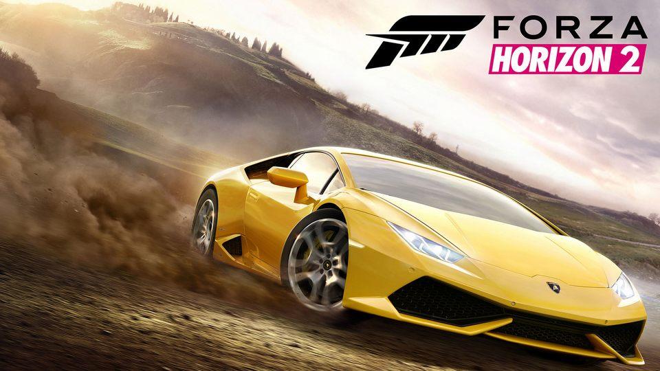 Gramy w Forza Horizon 2 - pi�kne wy�cigi w otwartym �wiecie