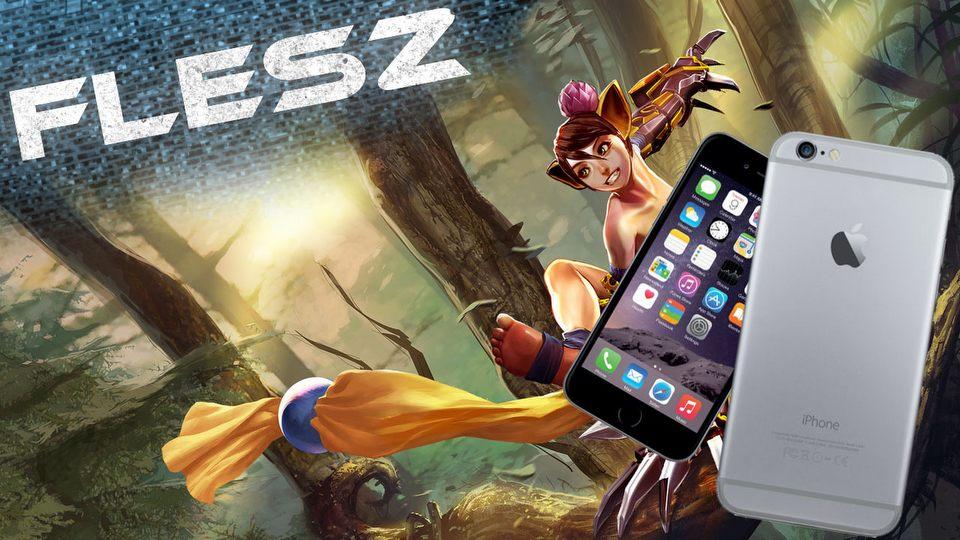 FLESZ � 10 wrze�nia 2014 � nowy iPhone, nowa MOBA