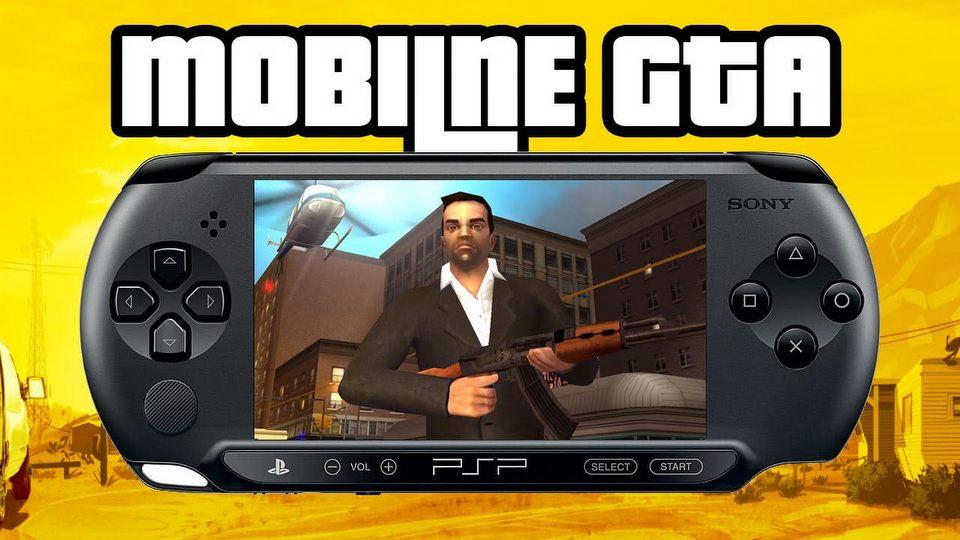 GTA zawsze pod r�k� - jak Grand Theft Auto chcia�o podbi� handheldy