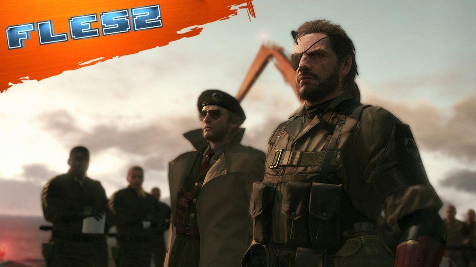 Konami kontra Kojima � autor Metal Gear Solid odchodzi?! FLESZ � 20 marca 2015