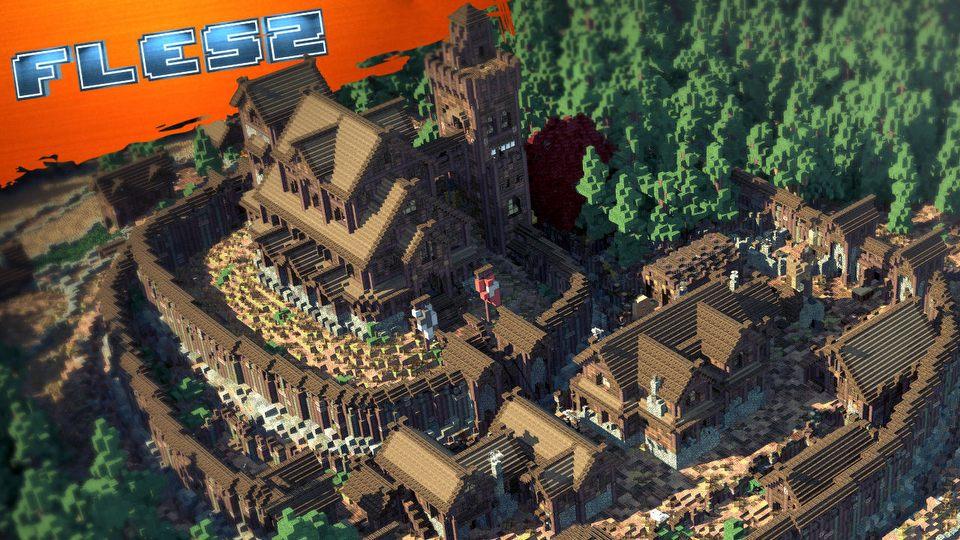 Gra o Tron w Minecraft? Fani ju� nad tym pracuj�. FLESZ � 29 stycznia 2015