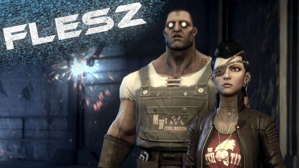 FLESZ � 1 pa�dziernika 2014 - Dreamfall: Chapters bli�ej ni� my�lisz