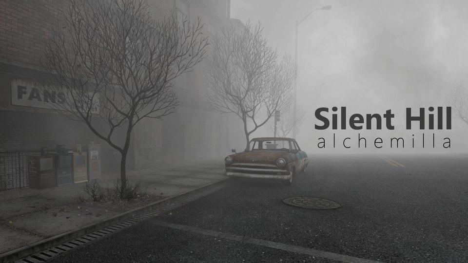 Silent Hill: Alchemilla � mod do Half Life 2 pogr��ony w szaro�ci i mgle