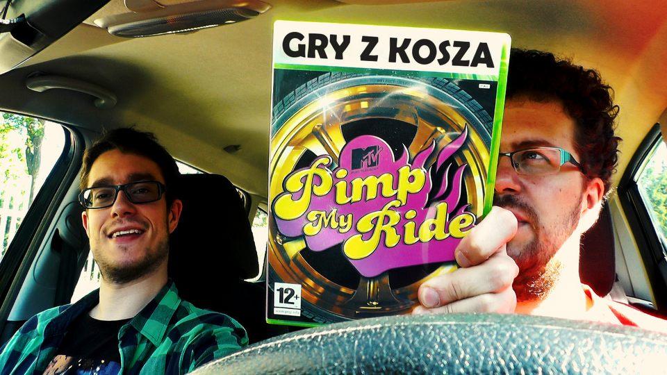 Gry z Kosza #21 � Pimp My Ride odpicuje wasz humor