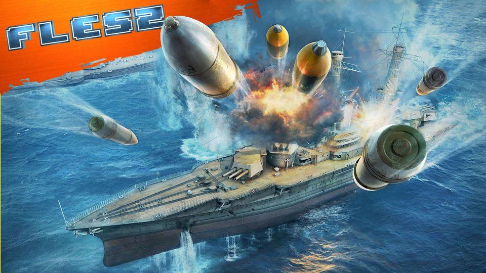 World of Warships uderza z otwart� bet�. FLESZ � 1 lipca 2015