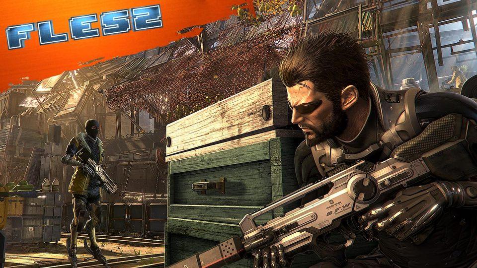 Deus Ex nie daje o sobie zapomnie� � jest nowy zwiastun. FLESZ � 29 kwietnia 2016