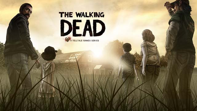 Wra�enia z Walking Dead - Epizody 1-4