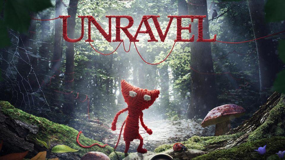Ta dziwna, ma�a gra, kt�r� wyda�o EA. Gramy w Unravel!
