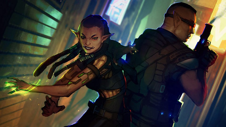 Wielka draka w Chinach - wra�enia z gry Shadowrun: Hong Kong