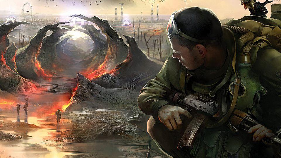 Czarnobyl w grach wideo - wyprawa do Zony