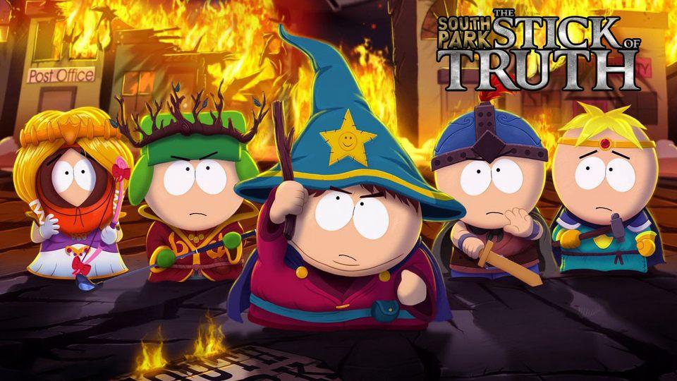 Zapowied� South Park: Kijek Prawdy
