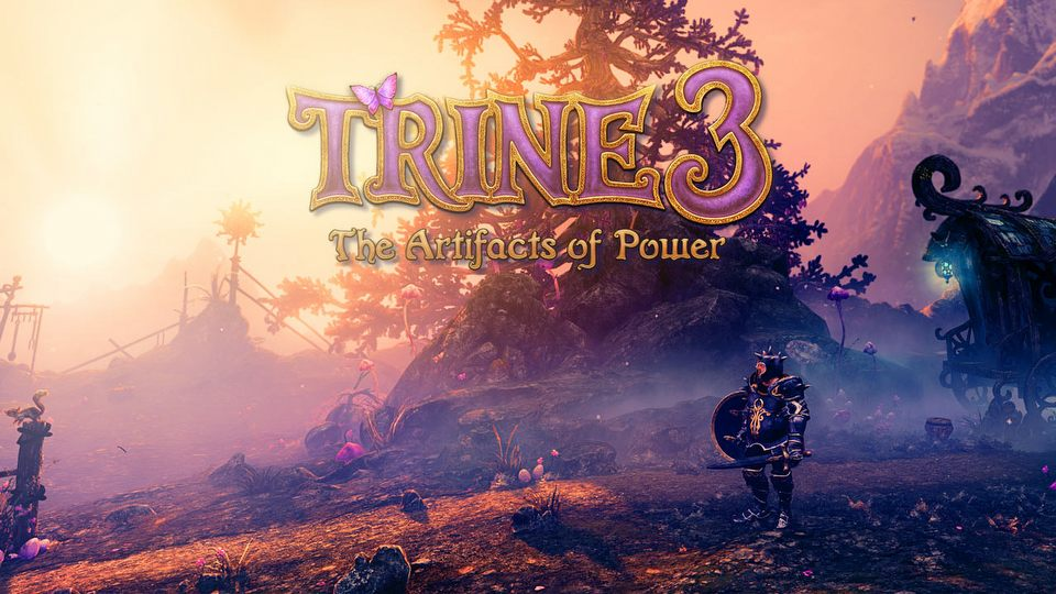Pi�kna wydmuszka - gramy w Trine 3: Artifacts of Power