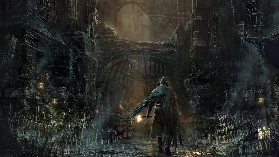 Tropiciel nigdy nie jest sam – testujemy funkcje online Bloodborne.