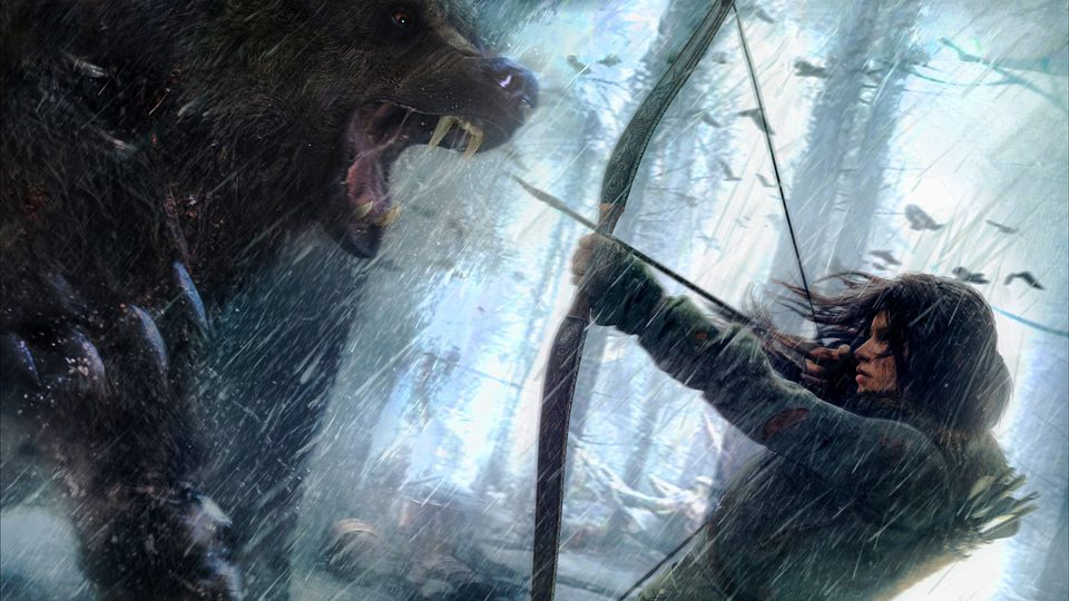 Nasze wrażenia z Rise of the Tomb Raider na PC!