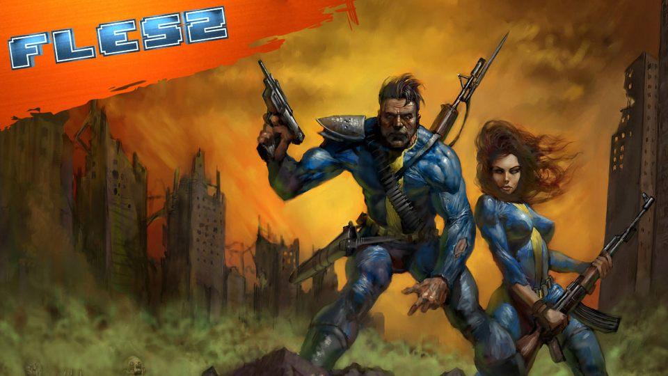 Pierwszy Fallout w nowych szatach � ciekawy mod New Vegas. FLESZ � 27 listopada