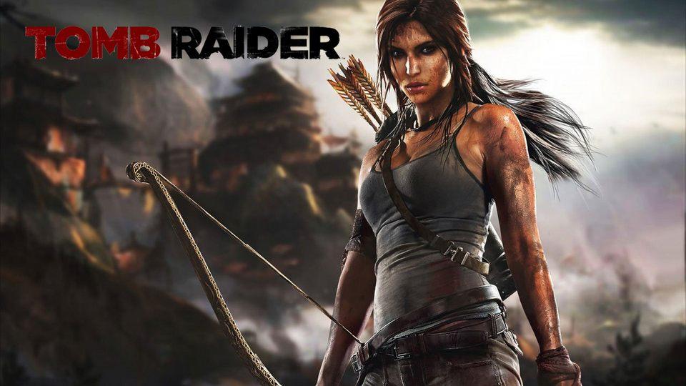 Tomb Raider na PS4 w akcji!