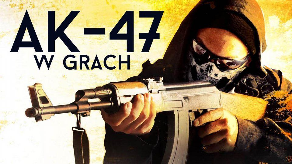 AK-47 w grach wideo