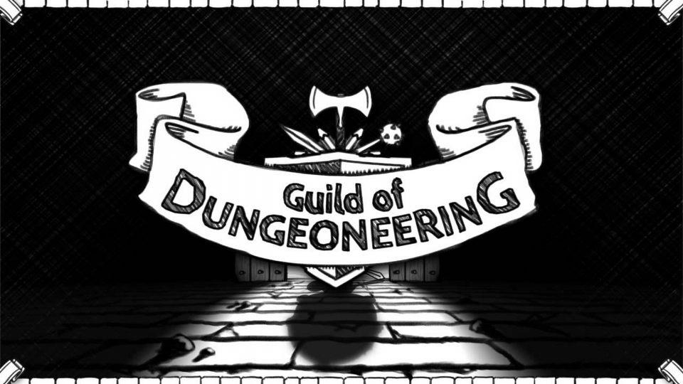 Gramy w Guild of Dungeoneering - roguelike prosto z zeszytu.