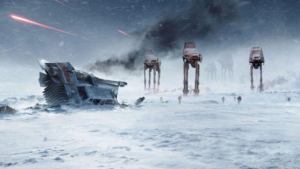 Atmosfera Gwiezdnych Wojen - co Battlefront robi dobrze?