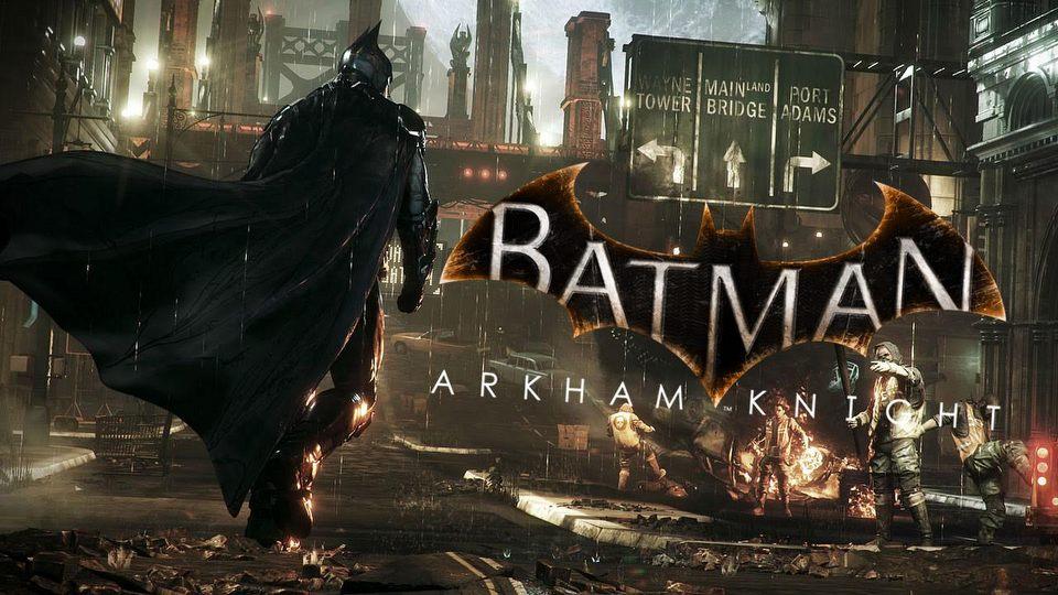 Ba�agan w Arkham - koszmar i k�opoty pecetowego portu Batman: Arkham Knight