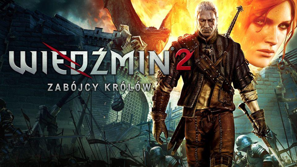 Wied�min 2: Zab�jcy Kr�l�w - jak Geralt podbi� Zach�d?