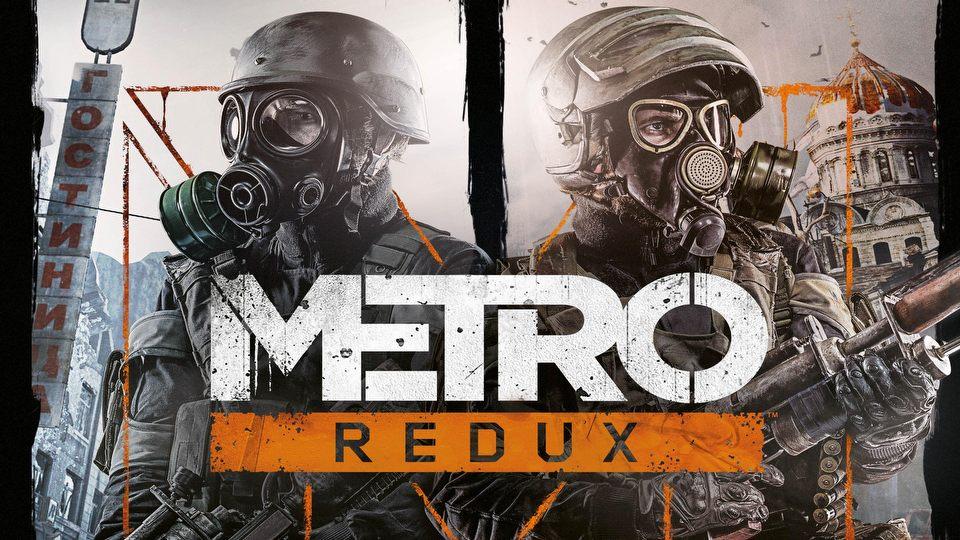 Metro pi�knie odm�odzone - Metro Redux w akcji i por�wnanie graficzne wersji