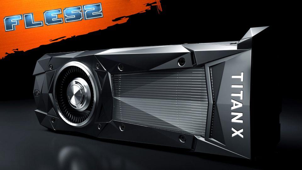 Nvidia oszala�a - nowa karta za 1200 dolar�w. FLESZ � 22 lipca 2016