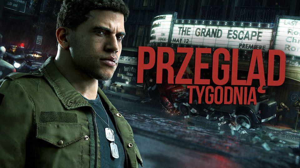 Przegl�d Tygodnia - Romero chce ratowa� strzelanki, a gry w Polsce coraz dro�sze!