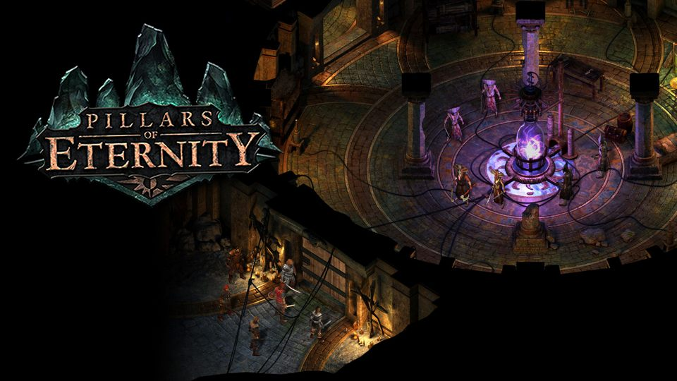 Gramy w bet� Pillars of Eternity - tony dialog�w, walki i soczystego role-playa