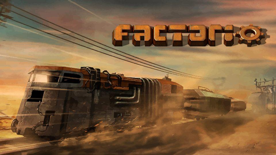 Factorio i pociąg do fabryk – gra o przemyśle ciężkim w Samcu Alfa