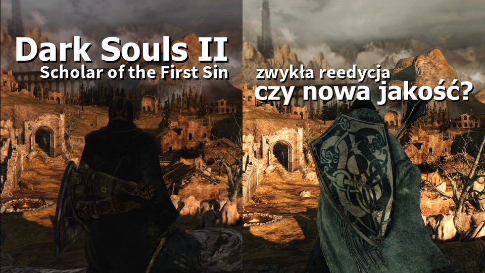 Dark Souls II: Scholar Of The First Sin, Filmy Z Gry