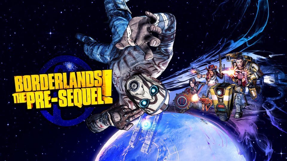CL4P-TP rz�dzi na ksi�ycu! Gramy w Borderlands: The Pre-Sequel