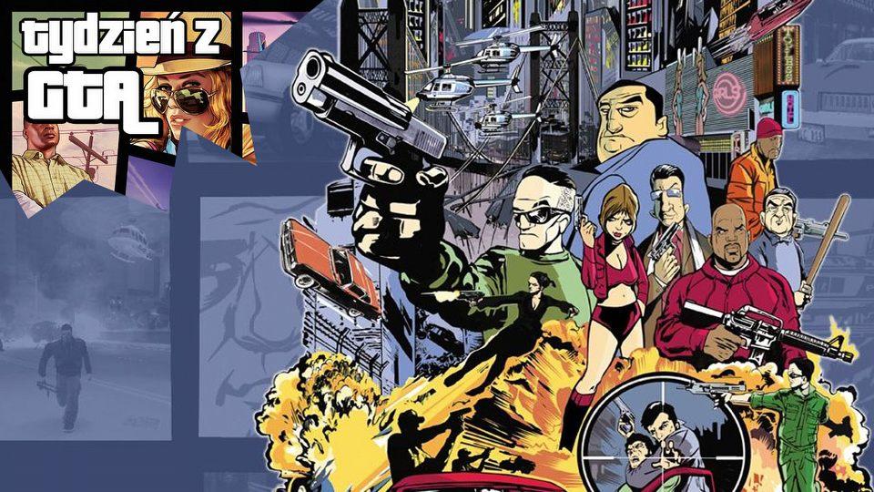 Tydzie� z GTA - rewolucja w Grand Theft Auto 3