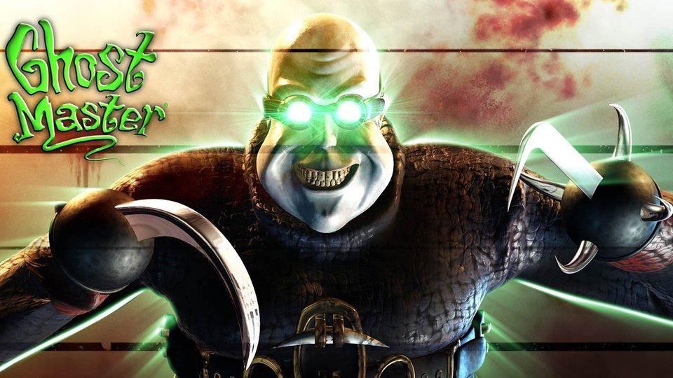 Lato z Padem: Ghost Master