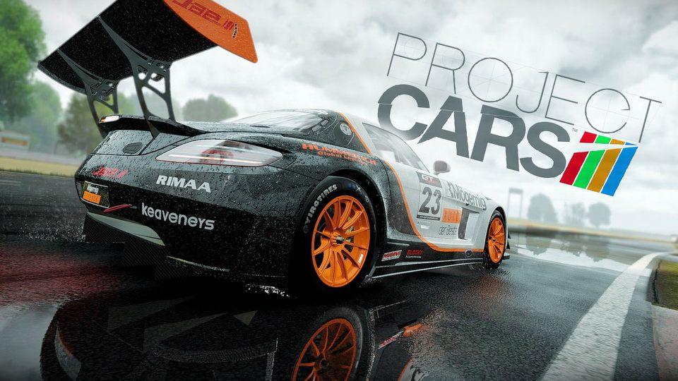 Deszczowy test Project Cars – wyścigów z efektowną grafiką i rozgrywką
