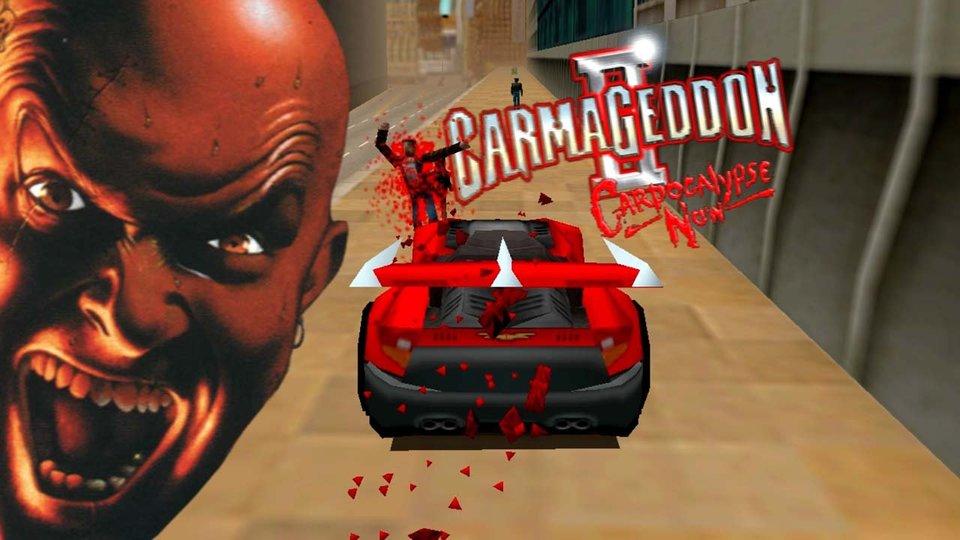 Zima z Padem - Carmageddon II: Carpocalypse Now!