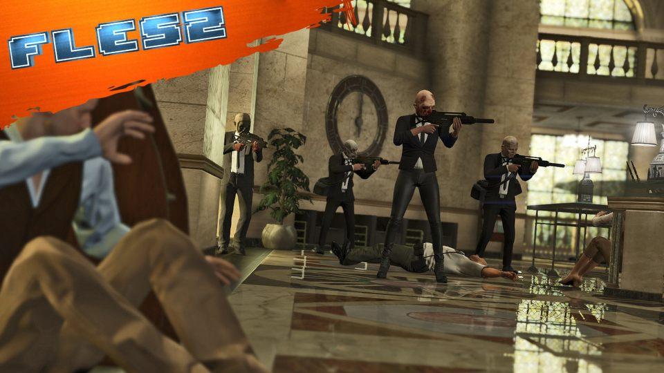 Rockstar szykuje si� do skoku � napady wkr�tce w GTA Online. FLESZ � 17 grudnia 2014
