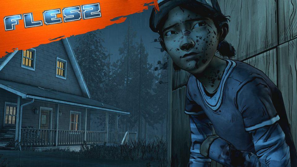 Co dalej z The Walking Dead? FLESZ � 10 grudnia 2014.