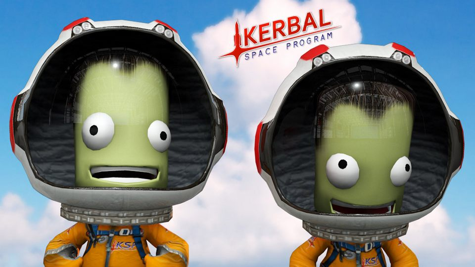 Samiec Alfa #17 � orbitujemy w Kerbal Space Program