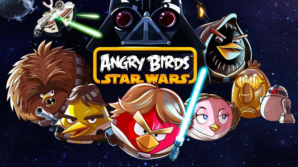 Gramy w Angry Birds Star Wars