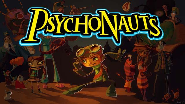 Lato z Padem: Psychonauts