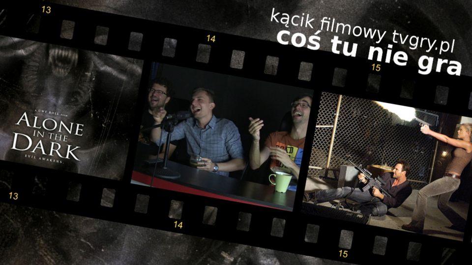 Co� tu nie gra! Alone in the Dark: Wyspa Cienia � k�cik filmowy tvgry.pl