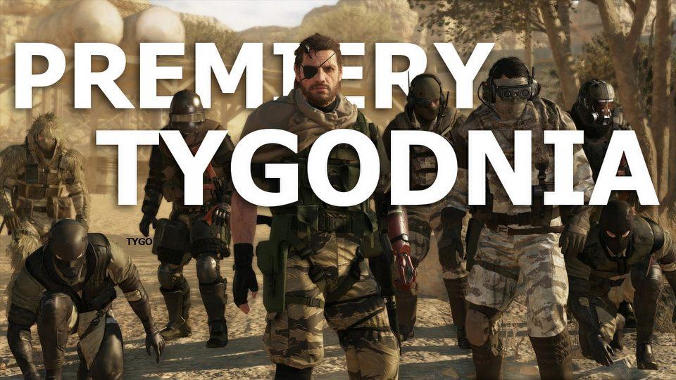 Czy Snake podbije tak�e multiplayer? - PREMIERY TYGODNIA